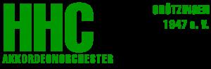 Logo des HHC Akkordeonorchester Grötzingen e.V.